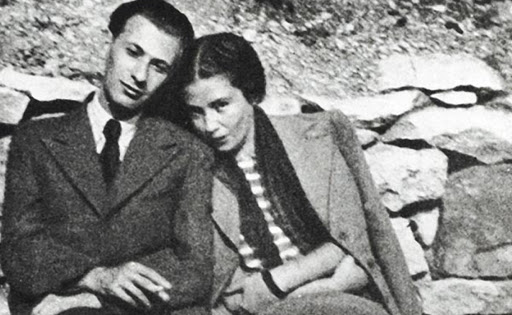 miklos and wife